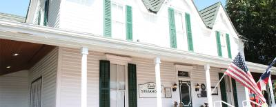 The T.J. Campbell house has served as a family home, general store and medical office within the past ncentury.