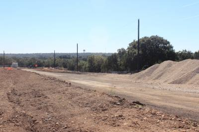 The Southwest Bypass project broke ground in Georgetown in 2016. The new roadway will eventually connect Hwy. 29 with I-35.