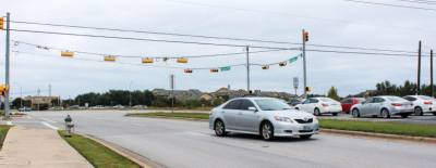 Construction on the MoPac Intersections project began in January.