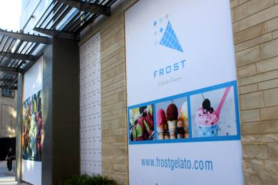 Rock Rose Avenue now home to Frost Gelato shop