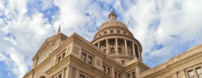The 85th Texas Legislature is in session until May 29.