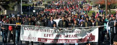 Several events, marches and celebrations to celebrate Martin Luther King Jr. Day are happening Jan. 21.