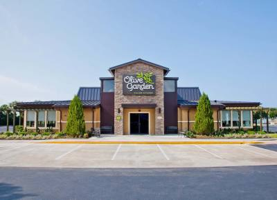 Olive Garden to open on I-35 in San Marcos this spring, near 54th Street Restaurant & Drafthouse