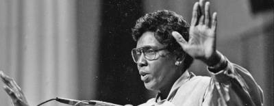 Visit the Barbara Jordan exhibit at the Texas Capitol to remember the notable politicianu2019s legacy in honor of Black History Month.
