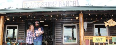 Black Sheep Ranch, owned by spouses Donny and Case Houseman, was one of 11 South Austin businesses profiled by the Southwest Austin edition of Community Impact Newspaper in 2017.