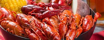 The 31st annual Texas Crawfish & Music Festival will take place at Preservation Park in Old Town Spring April 29-30.