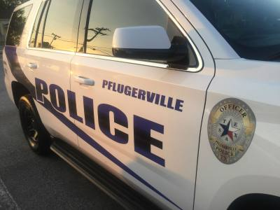 SH 130 has been closed southbound in Pflugerville due to a six-vehicle crash.