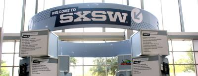 South By Southwest Conferences & Festivals begins this week.