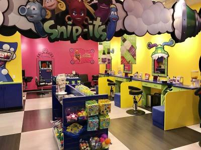 Snip-its opened at 100 W. Southlake Blvd., Southlake on March 31.
