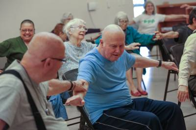 Austin nonprofit Power for Parkinson's is celebrating its five-year anniversary in January.