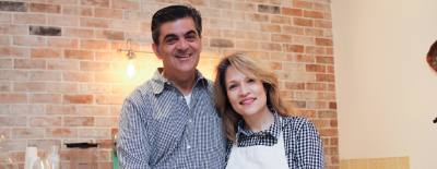 Patricia and Tasos Pantazopoulos own Anonymous Artisan Bites & Coffee Bar in Sugar Land.