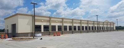 Construction on the new Buc-ee's gas station and car wash is expected to be complete by late 2017.