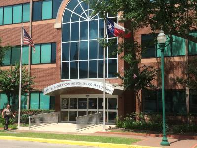 Montgomery County Commissioners Court met Tuesday morning.