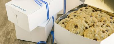 Tiff's Treats plans to open in the Quinlan Crossing shopping center Dec. 16.