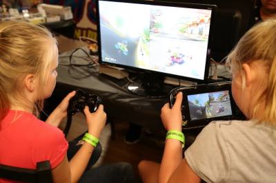 A Mario Kart tournament is one of the many events taking place in the city this weekend.