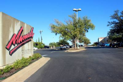 A developer is seeking to build 372 apartments, restaurants and retail space on the site of Manuel's Mexican Restaurant and the Regal Arbor 8 @ Great Hills in the Great Hills Market.