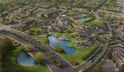 Honeycreek is a 2,500-acre development in the northwest sector of McKinney.