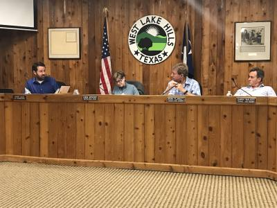 City Administrator Robert Wood discussed the process for zoning changes with city council Nov. 21.