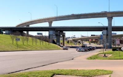 Improvements on I-35 near US 183 will begin in January.