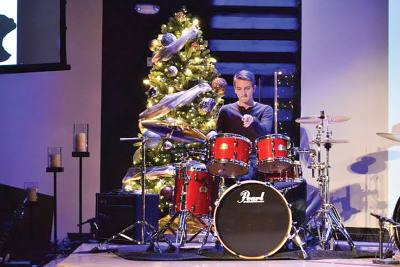 This show allows students to show off work from drumming lessons. The event benefits Rhythm Workshops. 7-9 p.m. Free. First United Methodist Church, 1004 N. Mays St., Round Rock. 512-289-2561. http://rhythmworkshops.org