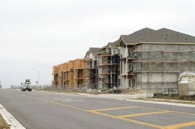 Construction is coming along on the apartment complex included in the Timmerman Subdivision. Roads around the Commerce Place Apartments have been constructed and paved, while the apartments themselves are vertical. nnWork on the exterior architecture is close to completion. The Timmerman Subdivision estimates its residential-area clubhouse to open in February and plans to open its first multifamily residential building to tenants in March.nNo further action is currently planned on the other plots in the Timmerman Subdivision, per the City of Pflugerville.