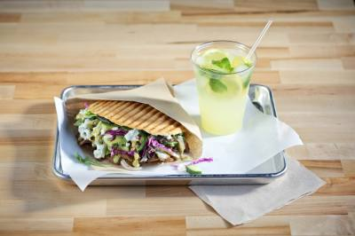 Verts Mediterranean Grill announced on Nov. 17 it was rebranding as Noon Mediterranean.