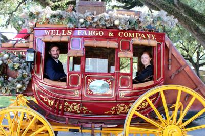 Richmond's 15th annual Miracle on Morton Street will feature trolley rides through historic downtown.