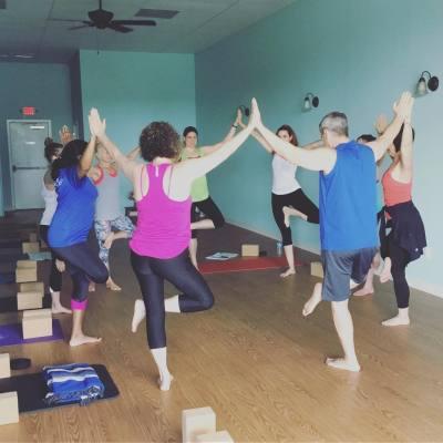 Bella Yoga and Wellness opened off Plantation Drive in Richmond last November.