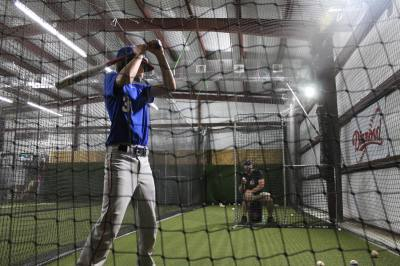 Catcher's University provides baseball and softball skills training for all ages.