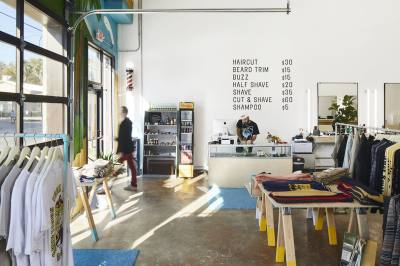 Shed Barber and Supply opened its second location on Sep. 26.