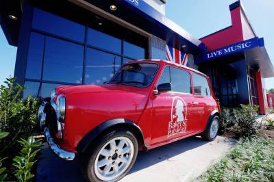 Baker Street Pub & Grill in Cypress has closed.