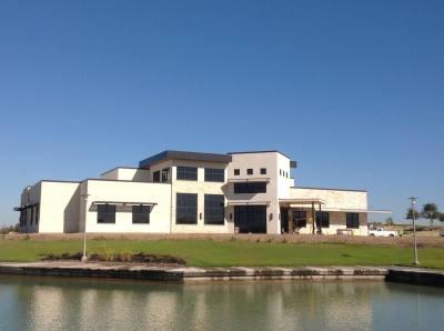 Basu Aesthetics & Plastic Surgery is opening next year at the Boardwalk at Towne Lake.