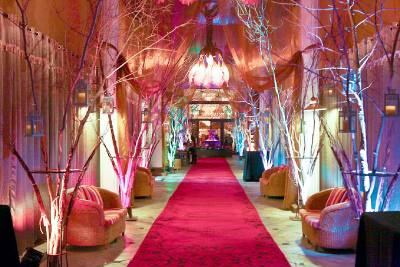 Enchanted Cypress Ballroom