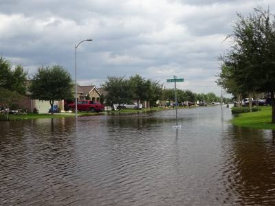 Hurricane Harvey hit the Texas Gulf Coast in late August. Northern Point near the Grand Parkway in Tomball was just one of numerous neighborhoods that sustained flooding during Harvey. About 30 inches of rain fell in Tomball and Magnolia over four days.