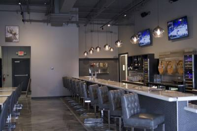 Craft & Racked Wine Bar opened Nov. 11 and serves craft beer on tap and in bottles, as well as a variety of wines.