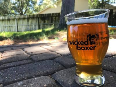 Wicked Boxer Brewing held a grand opening in late January.