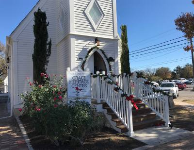 Renovation crews recently finished $418,000 in upgrades to Grace Heritage Center at 817 S. Main St. in Georgetown.n