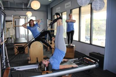 Zenergy Pilates is set to relocate to Northwest Austin in January.