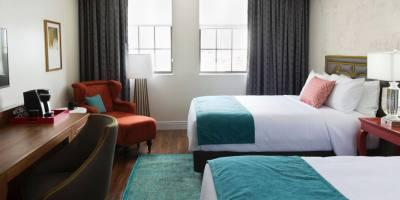 Hotel Indigo opened in November in Frisco.