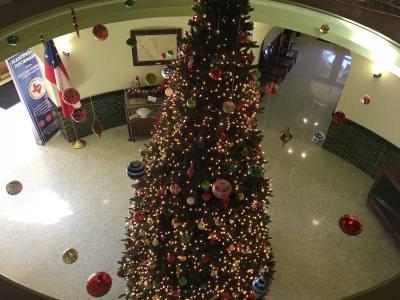 City and county offices will be closed during the Christmas holiday.