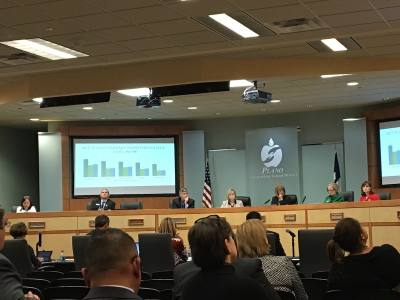Trustees approved a $1.5 million expenditure to replace scoreboards in two Plano ISD stadiums on Dec. 12.