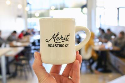 Merit Coffee is slated to open downtown this December.