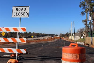 The Texas Department of Transportation has announced one lane closure for the week of Dec. 24 on Hwy. 249.