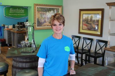 Riverbridge Resale and Consignment co-owner Kay George