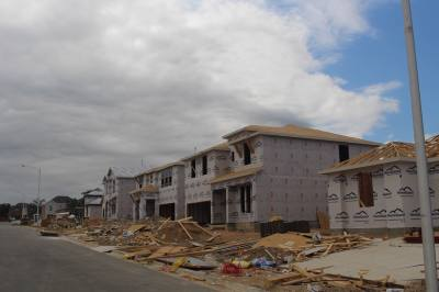 Developer agreements with municipalities are common in Texas.