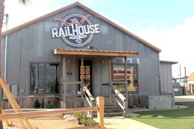 The Railhouse expects to open in mid-December.