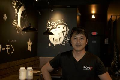 Iron Fish Sushi & Grill opened Dec. 4 in Pflugerville.