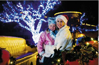 A Christmas parade will be held in Flower Mound Dec. 9.