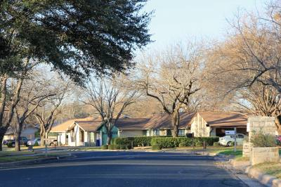 The city of Austin annexed the Anderson Mill Limited District in December 2008.