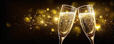 Ring in the new year at noon with McKinney libraries.
